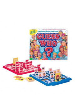 Hasbro Guess Who? Classic Mystery Face Game - Alternate List Image