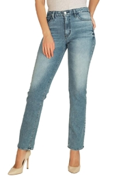 GUESS Jeans Guess 1981 Straing-Leg Jeans - Front cropped