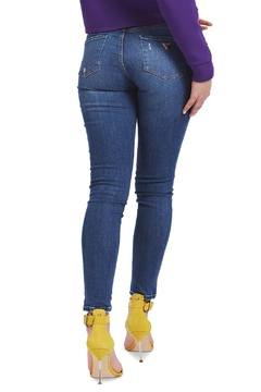 GUESS Jeans Guess Distressed Jeggings - Alternate List Image