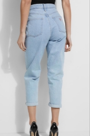 GUESS Jeans Super High Rise Mom Jeans - Front full body