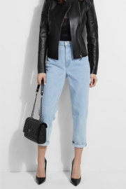 GUESS Jeans Super High Rise Mom Jeans - Back cropped