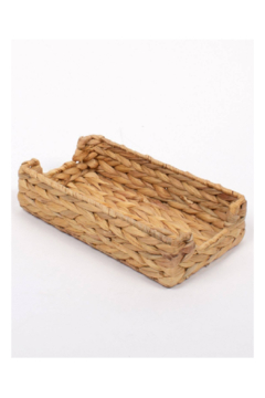 8 Oak Lane Guest Towel Basket - Product List Image