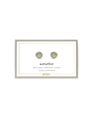 Kitsch Guiding Gems Earrings - Front cropped