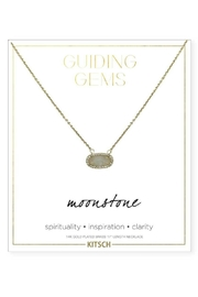 Kitsch Guiding Gems Necklace - Front cropped