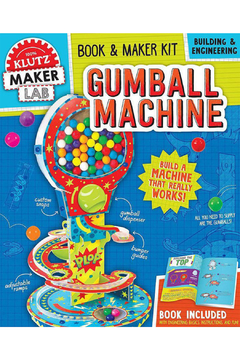 Klutz Gumball Machine - Product List Image