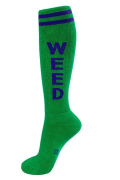 Gumball Poodle Weed Socks - Alternate List Image