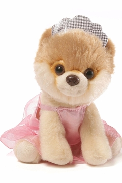 Gund Boo Ballerina Stuffed Animal - Alternate List Image