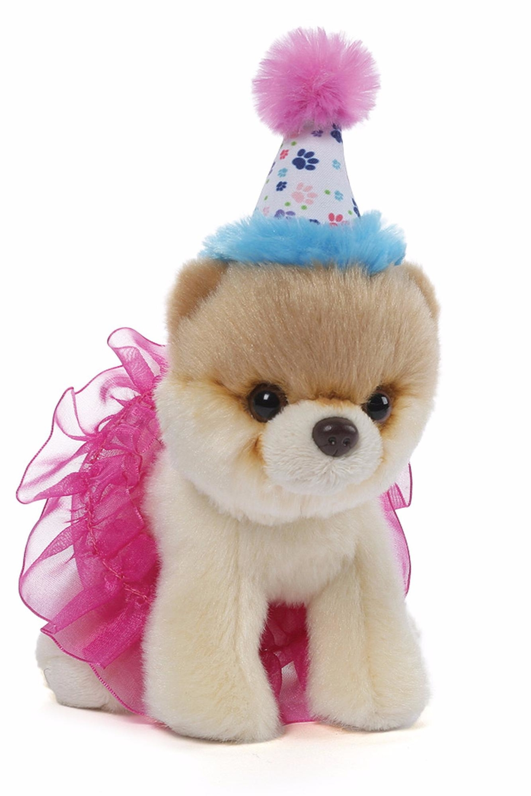 Gund Boo Birthday Tutu Doll - Main Image