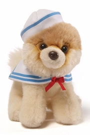 Gund Boo Sailor Doll - Front cropped