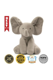 Gund Flappy The Elephant - Back cropped