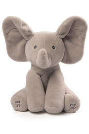Gund Flappy The Elephant Plush - Front cropped
