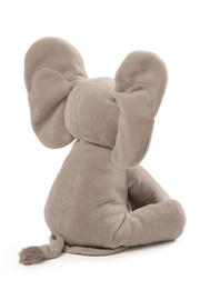 Gund Flappy The Elephant Plush - Front full body