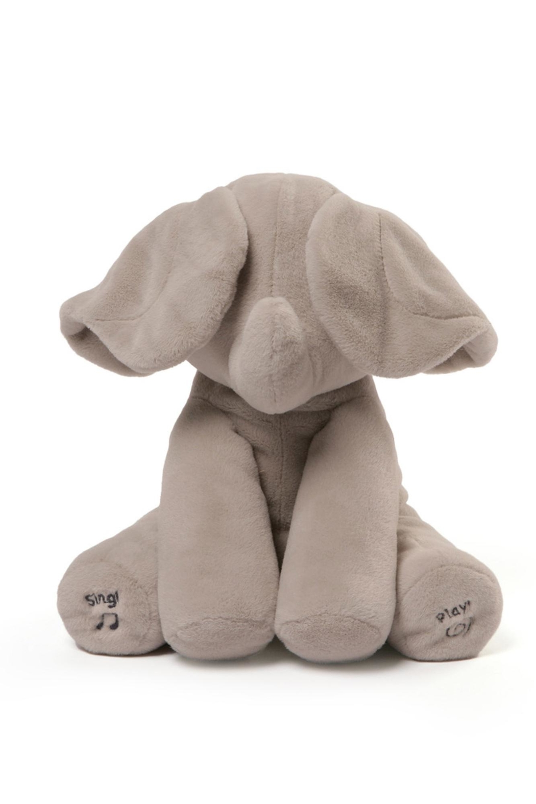 Gund Flappy The Elephant Plush - Side Cropped Image