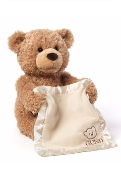 Gund Peek A Boo Bear - Alternate List Image