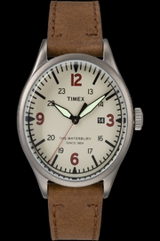 timex Gunmetal Waterbury Watch - Product Mini Image