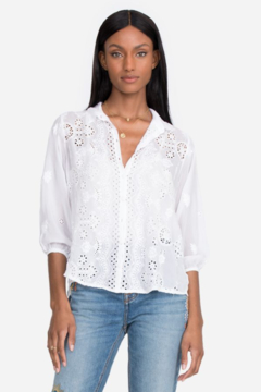 Johnny Was Gwen Blouse - Product List Image