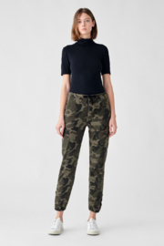 DL1961 Gwen Jogger Camo - Product Mini Image