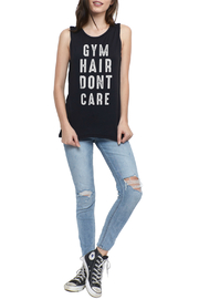 Social decay Gym Hair Muscle Tee - Product Mini Image