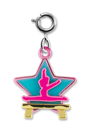 Charm It Gymnastics Girl Charm - Product Mini Image