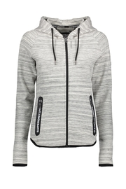 Superdry Gymtech Luxe Ziphood - Product Mini Image