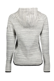 Superdry Gymtech Luxe Ziphood - Front full body