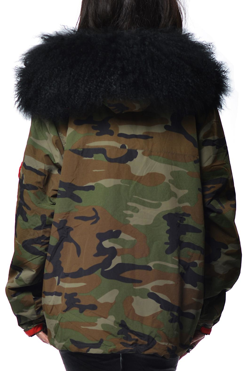 Gypsetters Anorak Fur Collar - Front Full Image