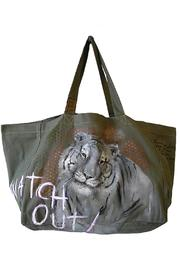 Gypsetters Art Bag Tiger - Product Mini Image