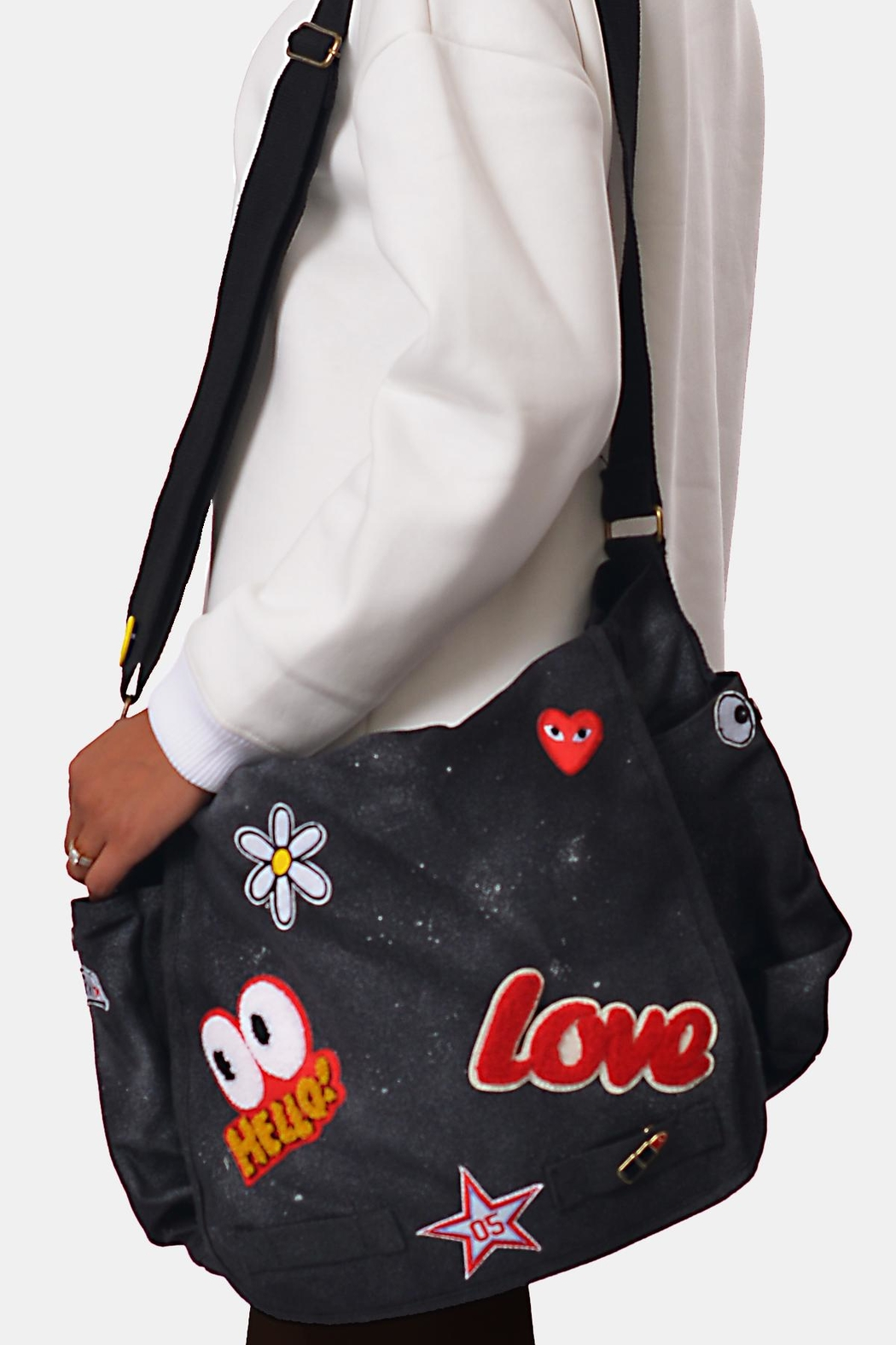 Gypsetters Bag Messenger - Main Image