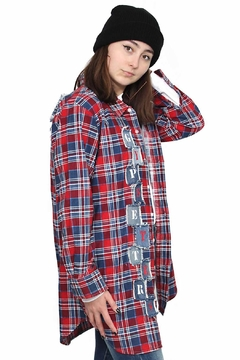 Gypsetters Blouse Tartan - Alternate List Image