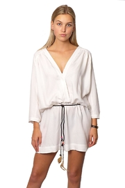 Gypsetters Dress Amare Beach - Front cropped