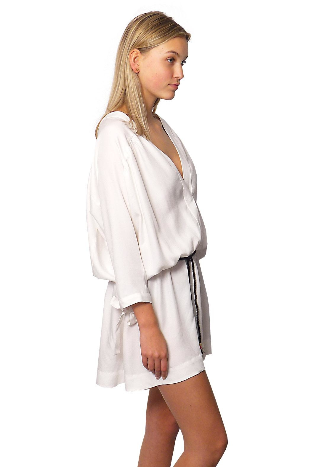 Gypsetters Dress Amare Beach - Front Full Image
