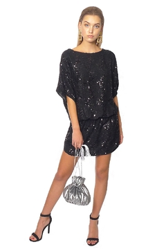 Gypsetters Dress Beaded Sequin - Product List Image