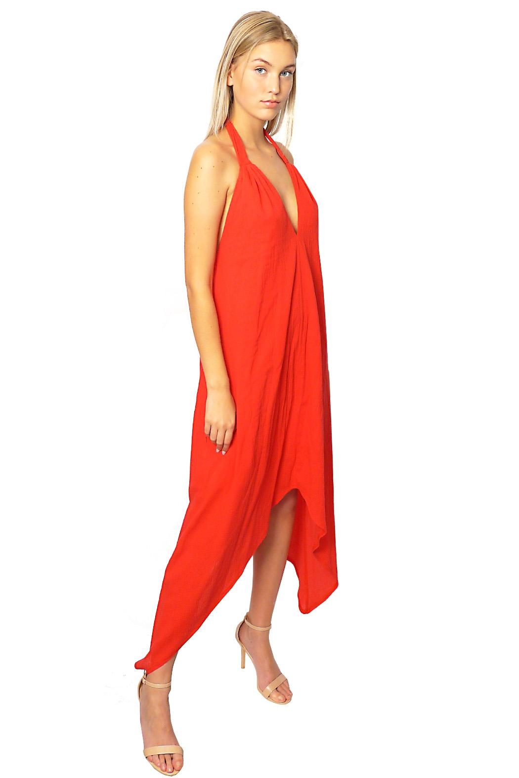 Gypsetters Dress Marilyn - Side Cropped Image