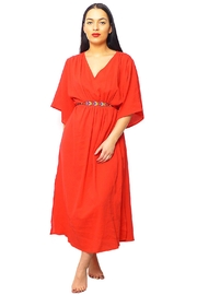 Gypsetters Dress Sunset - Side cropped