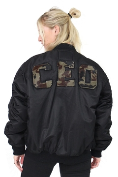 Shoptiques Product: Jacket Bomber Ceo
