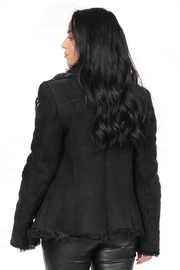 Gypsetters Jacket Lammy Reversible Curly - Other