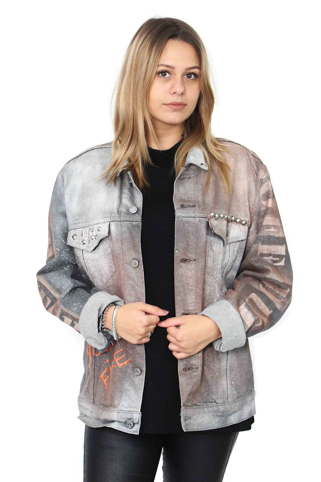 Gypsetters Jacket Rockstar - Front Full Image