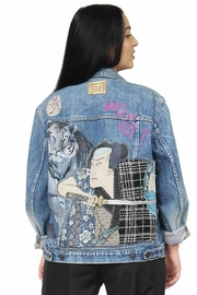 Gypsetters Jacket Samurai - Product Mini Image