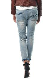 Gypsetters Embellished Jeans - Front full body