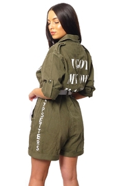 Gypsetters Jumpsuit Combat - Product Mini Image