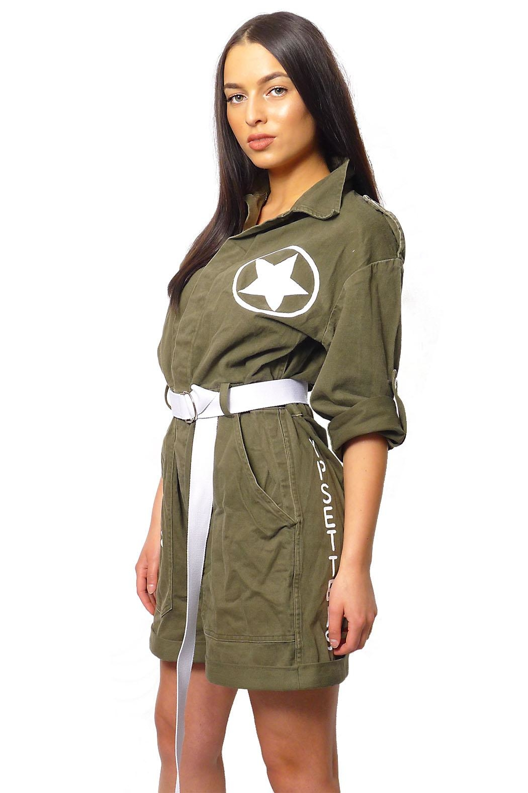 Gypsetters Jumpsuit Combat - Side Cropped Image