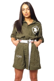 Gypsetters Jumpsuit Combat - Front full body