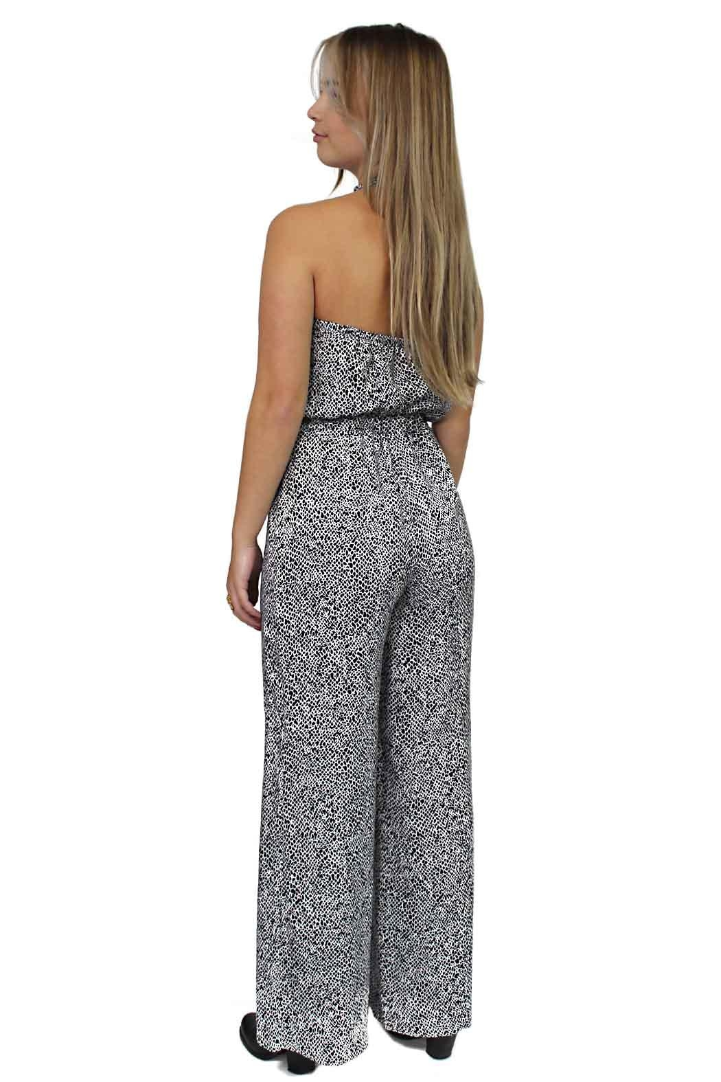Gypsetters Jumpsuit Monroe - Front Cropped Image