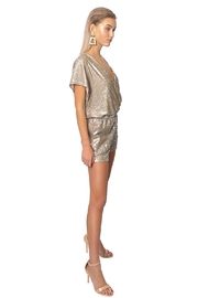 Gypsetters Jumpsuit Sequin - Front full body