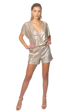 Gypsetters Jumpsuit Sequin - Product List Image