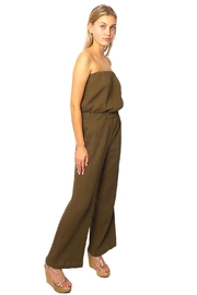 Gypsetters Jumpsuit Strapless - Front full body