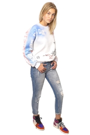 Gypsetters Pants Denim Sparkle - Product Mini Image