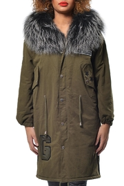 Gypsetters Parka Fur Collar - Product Mini Image