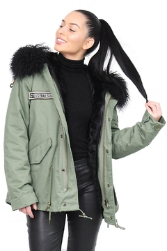 Gypsetters Parka Fur Lined - Product List Image