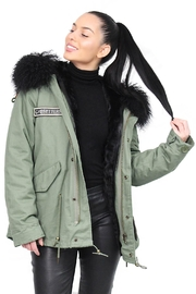 Gypsetters Parka Fur Lined - Product Mini Image